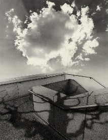 Jerry Uelsmann. Be pavadinimo. 1981