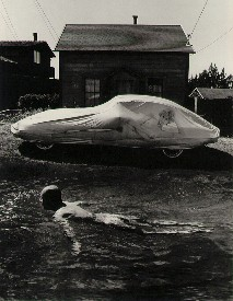 Jerry Uelsmann. Be pavadinimo. 1977